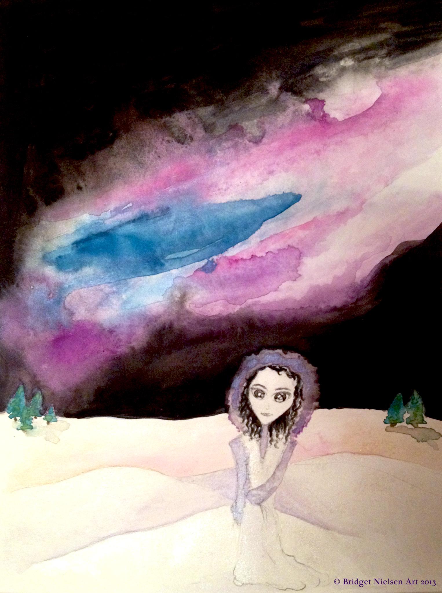 Aurora Snow
