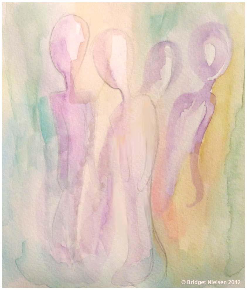 6th Dimensional Sirians by Bridget Nielsen