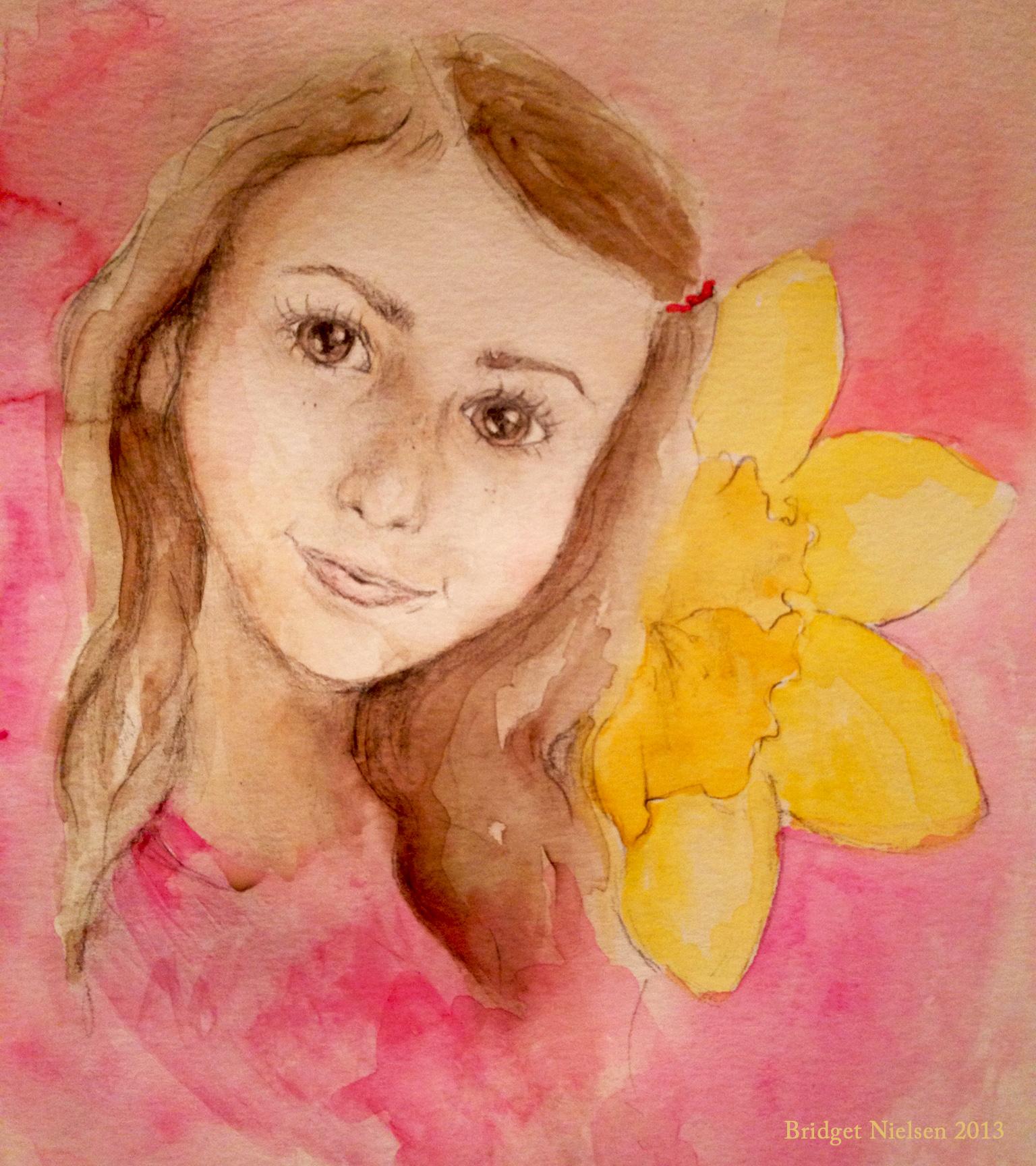 Craft Sighting & My Daughter Daffodil