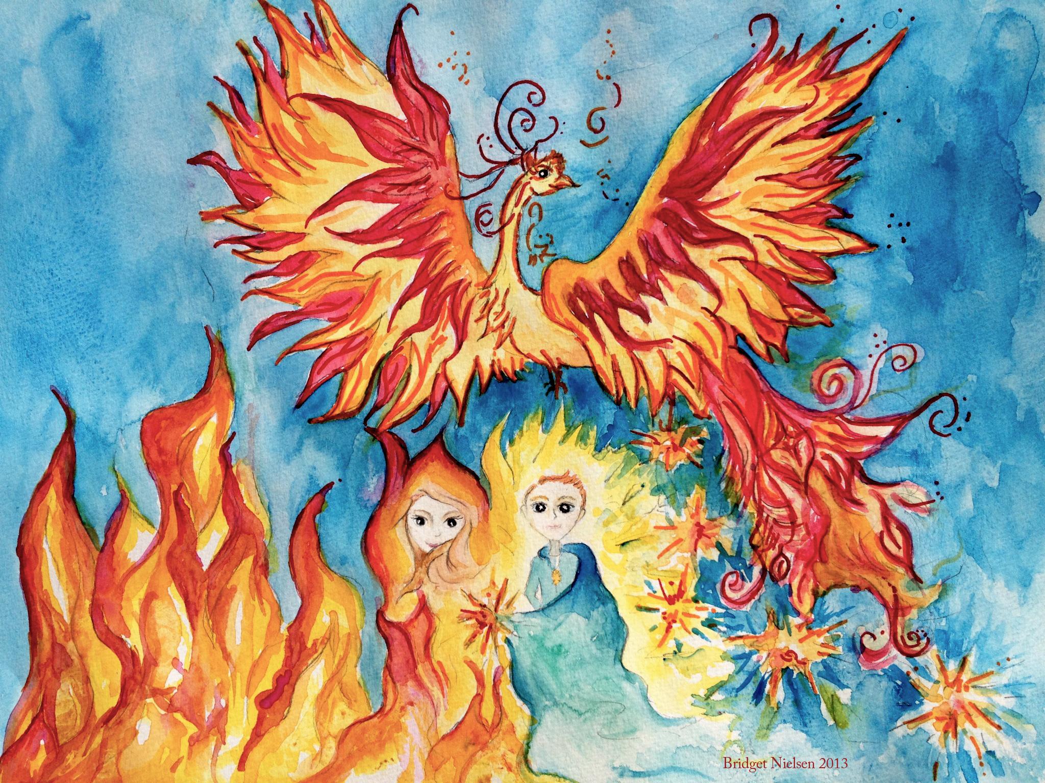 Spark & Flame!