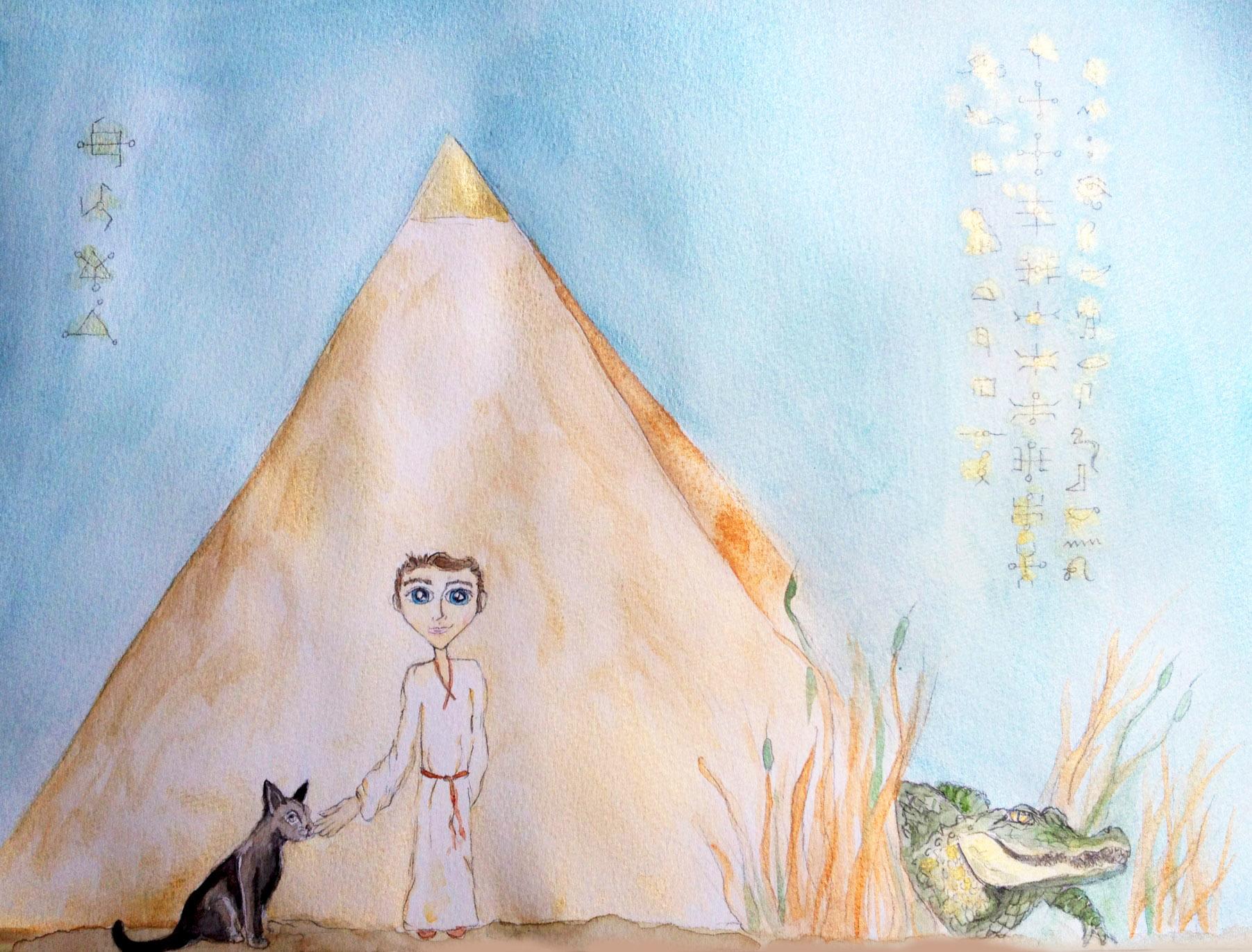 Felix, Architect of New Egypt