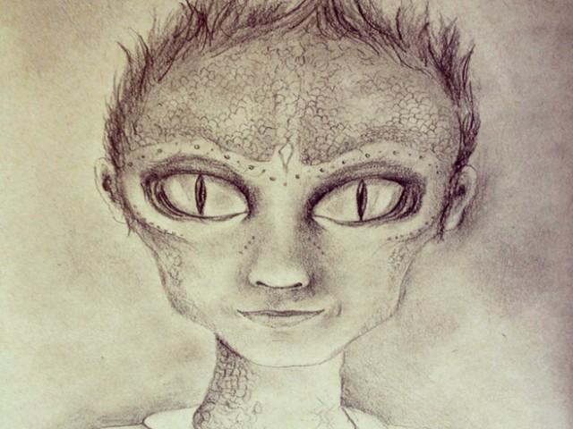 Alien Attraction & My Reptilian Hybrid Child!