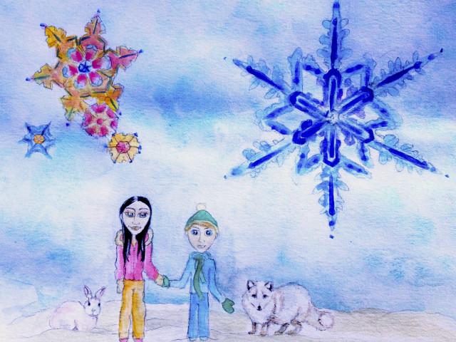 Snowflake Kids