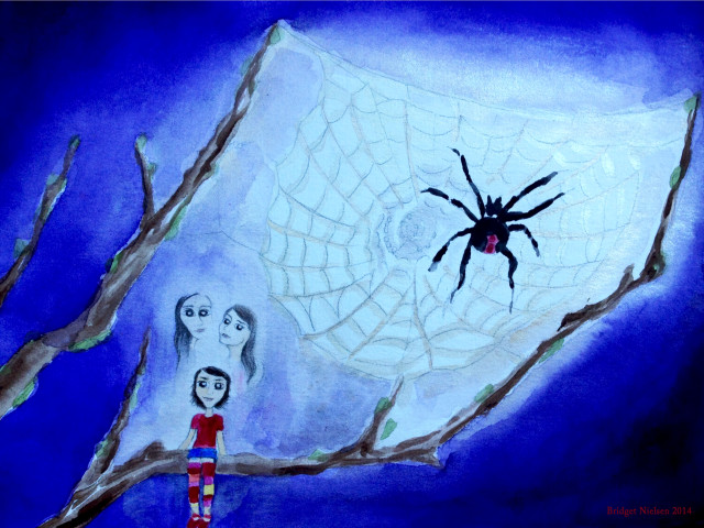 Spider & The Siren Sisters