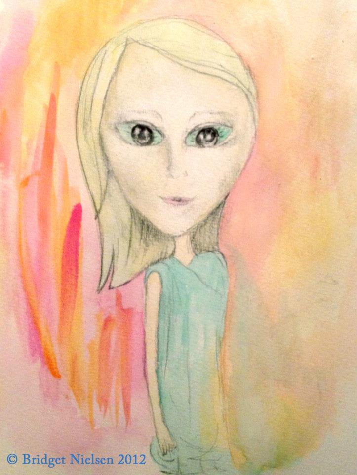 Portrait of Bridget Hybrid Daughter