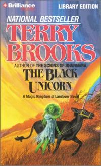 The Black Unicorn Book Cover