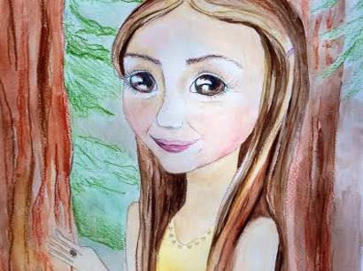 Amber ~ My Crystalized Tree Honey