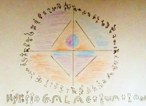 hybrid galactic symbols
