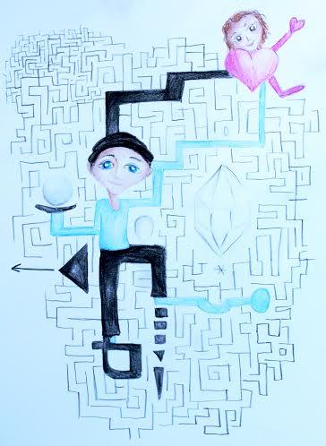 maze child