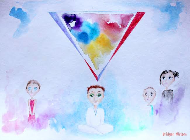 Hybrid Children & The Sacred Mountains