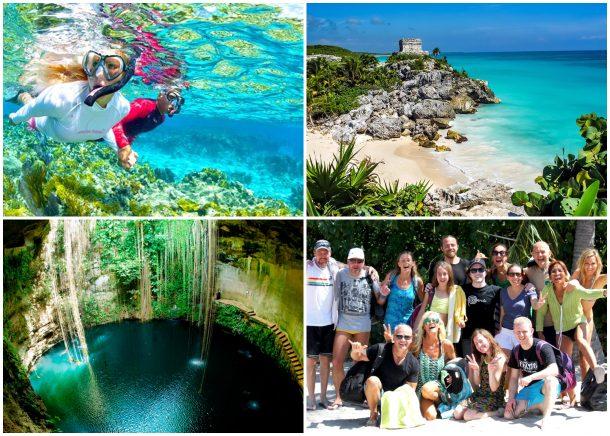 Mayan Adventure Collage